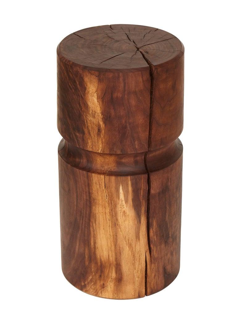 Organic Modern Agora Stool / Table by Claudio Sebastian Stalling For Sale