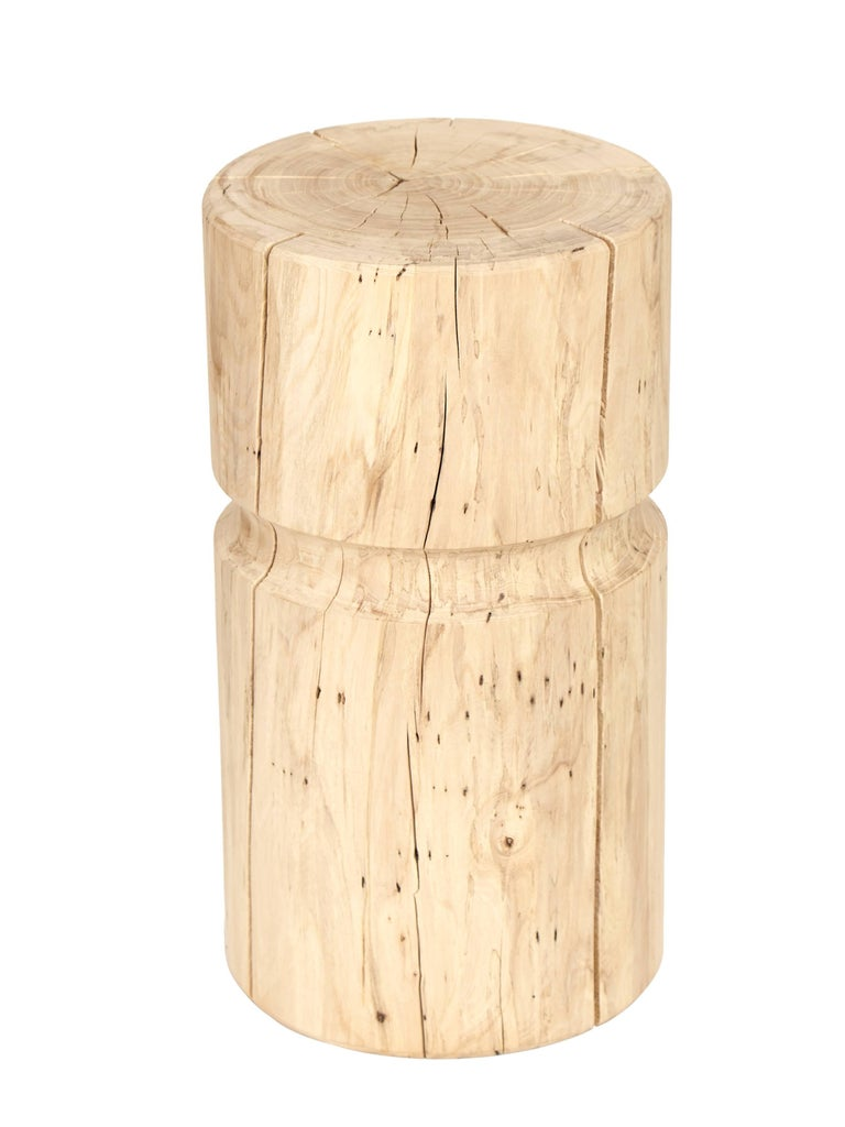 American Agora Stool / Table by Claudio Sebastian Stalling For Sale