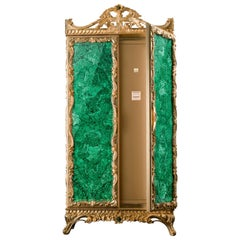 Agresti La Grande Fortezza Armored Jewelry Armoire