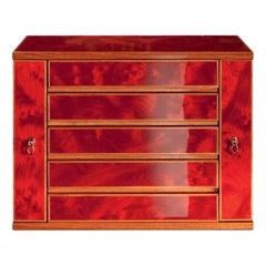 Agresti Oro Jewelry Chest