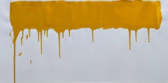 Untitled 2015 (2015) (Yellow) (signed)