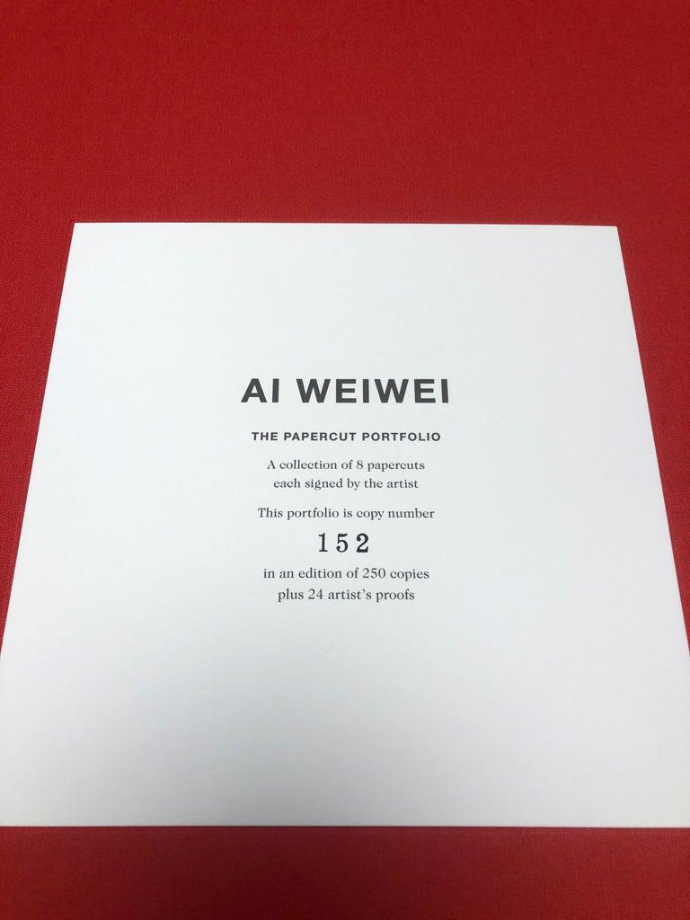 Ai Weiwei, The Papercut Portfolio, 2019 For Sale 5