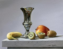 Goblet and Fruits