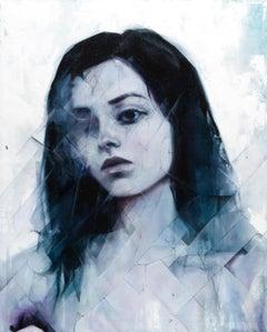 """""""Chroma,"""" Mixed Media Painting"""