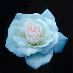 """""""Rose Water,"""" Oil Painting"""