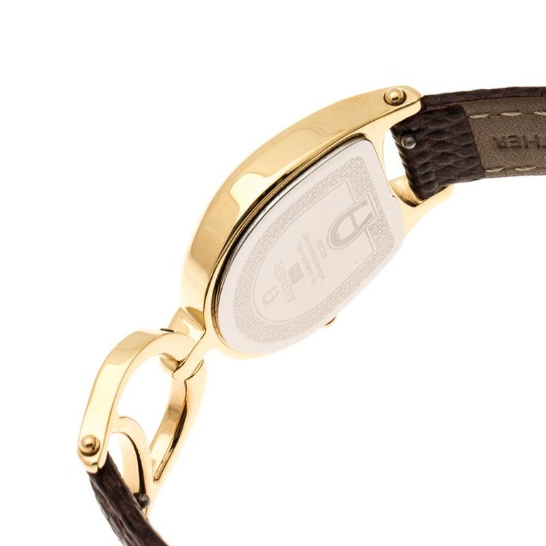 Aigner Mother of  Stainless Steel Arte A32200 Women's Wristwatch 26 mm 2