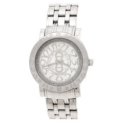 Aigner Silver Stainless Steel Cortina A26300 Women's Wristwatch 35 mm