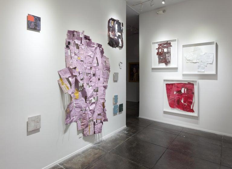 Hinge, uncomplicated - Contemporary Mixed Media Art by Aimée Farnet Siegel