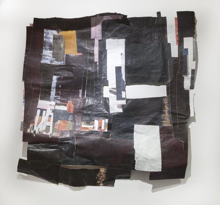 Hinge, uncomplicated - Mixed Media Art by Aimée Farnet Siegel