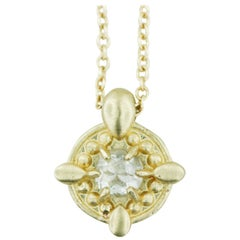 Aimee Kennedy, Mini Rose Cut Diamond Pendant