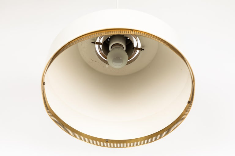 Aino Aalto 'Ama 500' Pendant Light, 1940s For Sale 2
