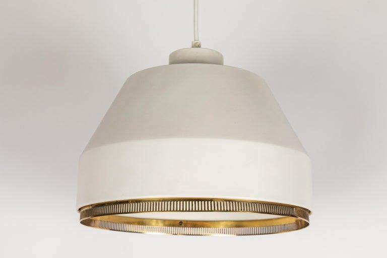 Mid-20th Century Aino Aalto 'Ama 500' Pendant Light, 1940s For Sale