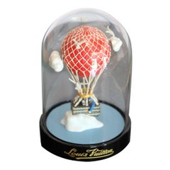 """Air Balloon"" Louis Vuitton Dome,Louis Vuitton Globe,Louis Vuitton Snow Globe"