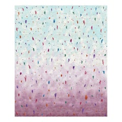 Air Hand Knotted Wool and Silk Rug