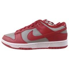 Air Jordan low red grey