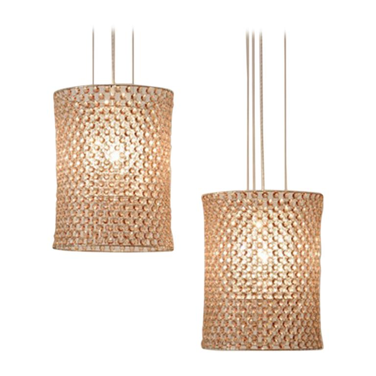 Aires Pendant Collection by Lolli e Memmoli For Sale