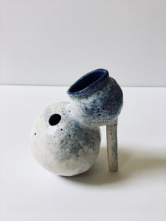 Sculpture ceramic vessels: 'Creature Small 'No. 6'