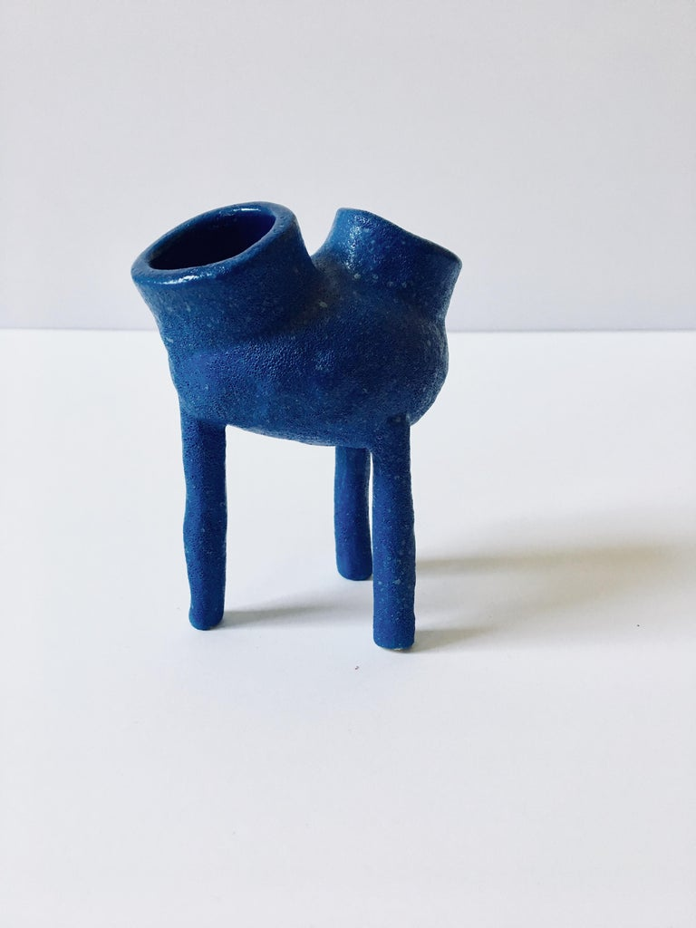 Sculpture ceramic vessels: 'Creature Small No 1-13' For Sale 14