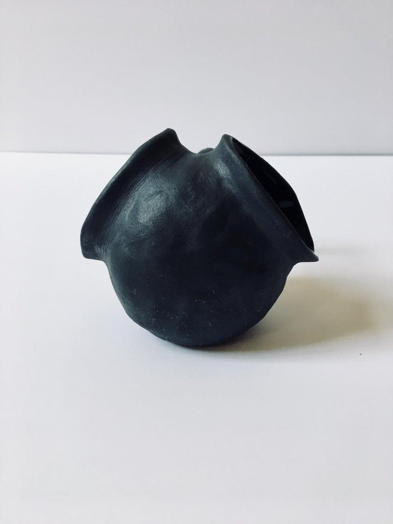 Sculpture ceramic vessels: 'Creatures No. 1, 6, 8' For Sale 16