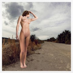Dirt Road Enquiry, Photograph, Archival Ink Jet
