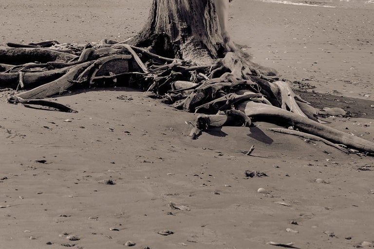 Goddess of the Strand, Photograph, Archival Ink Jet For Sale 3