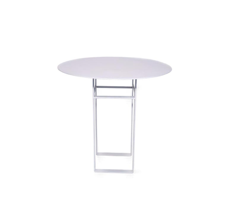 Scandinavian Modern Aka R Side Table Scandinavian Style Functional Resistant High Quality For Sale