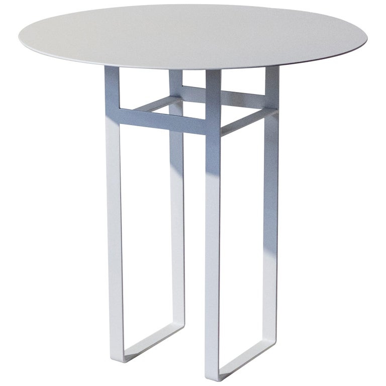 Aka R Side Table Scandinavian Style Functional Resistant High Quality For Sale