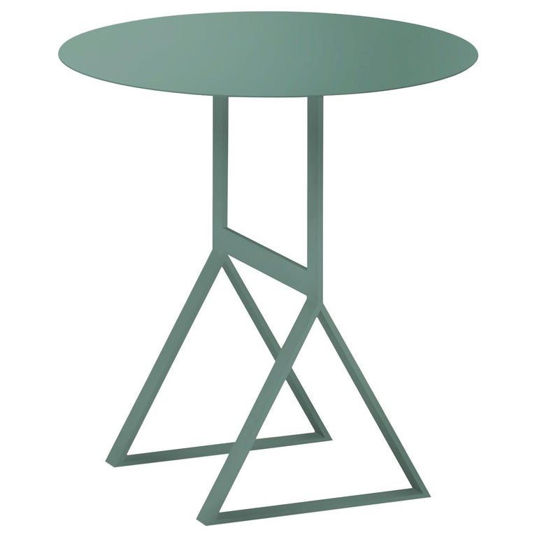 Aka T Side Table, High Size For Sale