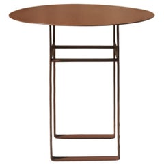 Aka R Side Table - Scandinavian Style Metal Side Table (model RB)
