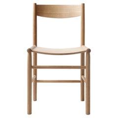 Akademia Chair in Oak by Wesley Walters & Salla Luhtasela