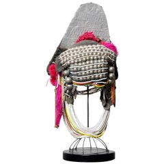 Akha Tribe Headdress