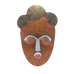 Akia Tilla in Wonderland Mask