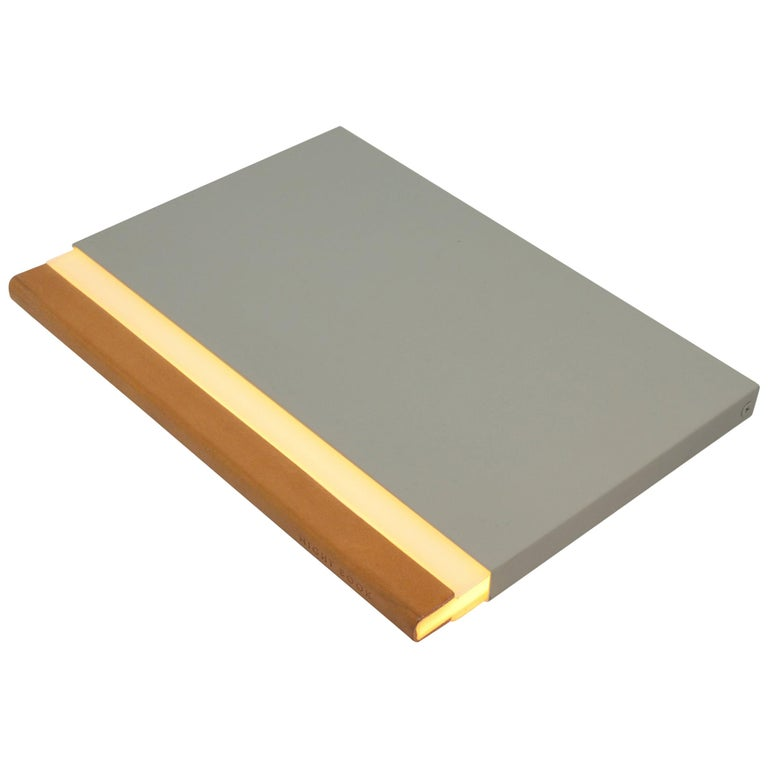 Akii, Nightbook LED Book Light, Grey For Sale