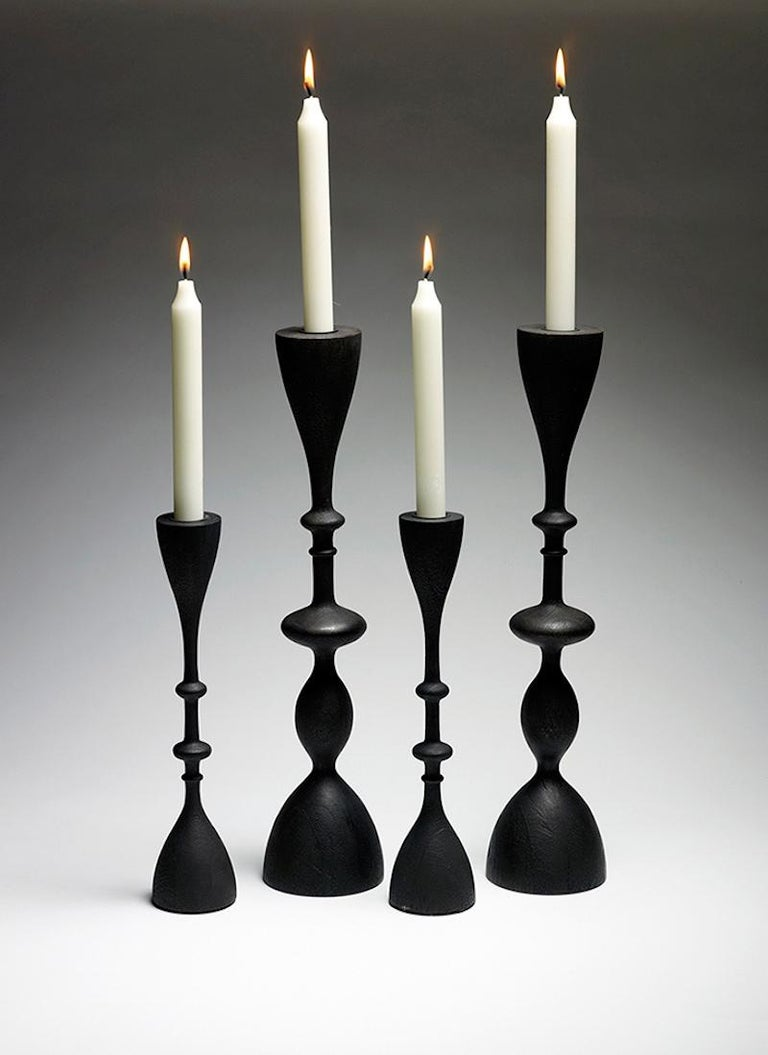 AKMD Collection Mango Wave Candlesticks In New Condition In Chicago, IL