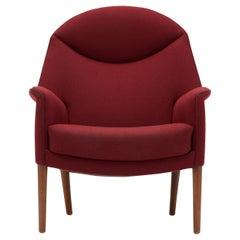 Aksel Bender Madsen & Ejner Larsen Lounge Chair Model F4401, Denmark