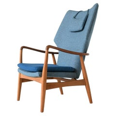 Aksel Bender Madsen Karen Wingback Chair Bovenkamp, The Netherlands, 1960
