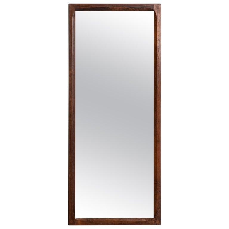 Aksel Kjersgaard Mirror Produced by Odder in Denmark For Sale