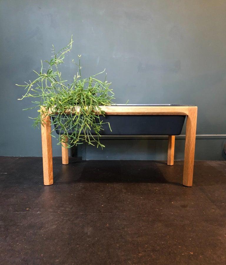 Aksel Kjersgaard Oak Planter In Good Condition In London, GB