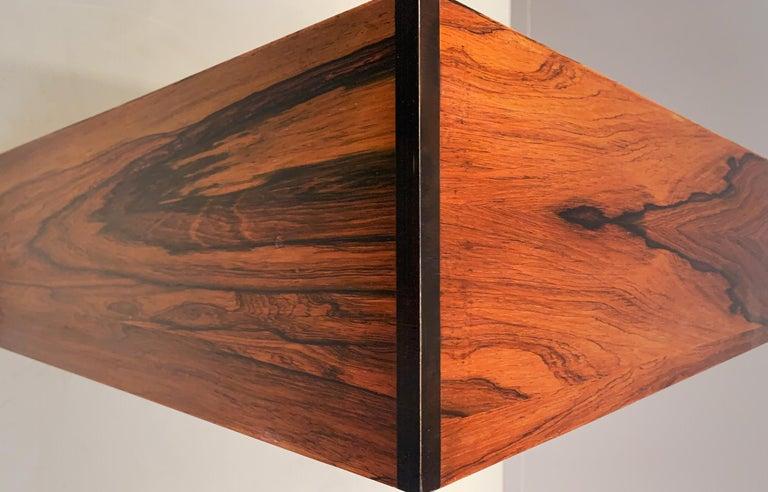 Aksel Kjersgaard Wall Cabinet Rosewood Danish Modern Midcentury For Sale 1