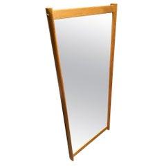 Aksel Kjersgaard Wall Mirror with Oak Frame