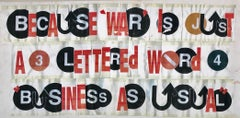 """Because 'War' Is Just A 3 Lettered Word..."""