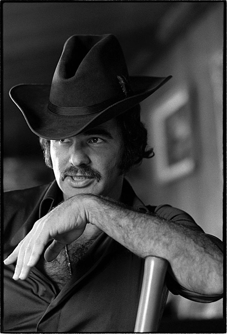 Al Satterwhite Portrait Photograph - Burt Reynolds