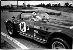 Dick Thompson #10 Chevrolet Corvette Grand Sport, Sebring 12-Hour Race