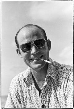 Hunter S. Thompson in Cozumel