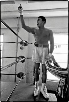 I'm No. 1, Muhammad Ali, Fifth Street Gym, Miami
