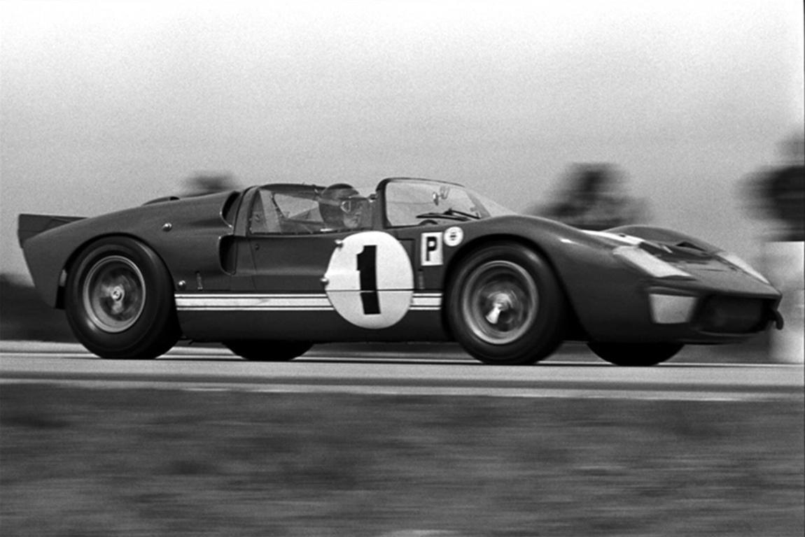 Ken Miles / Sebring (Ford GT-X1)