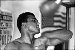 Muhammad Ali - 5th St Gym/Miami Beach, FL