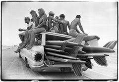 Surf Wagon,  St. Petersburg Beach, FL, 1964