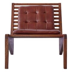 ALA Chair Mahogany, Indoor Outdoor by ATRA