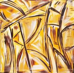 Warm apologies, Painting, Acrylic on Canvas